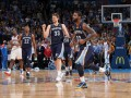 NBA. Мемфис спускает фаворитов с небес на землю