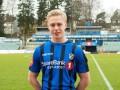 Юный футболист забил роскошный гол ударом через себя в ворота чемпиона Норвегии