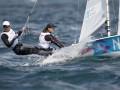 Яхтсменки из Новой Зеландии взяли золото в классе 470