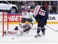 Словакия - США 1:6 Видео шайб и обзор матча ЧМ по хоккею