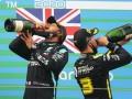Хэмилтон выиграл Гран-при Айфеля