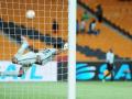 В ЮАР вратарь отбил мяч ударом скорпиона