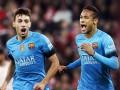 Барселона приблизилась к полуфиналу Кубка Испании