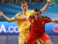 Футзал: Украина выигрывает свою группу на чемпионате Европы