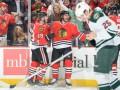 НХЛ. Успех Тампы-Бэй, сложная победа Чикаго