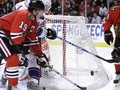 NHL: Ястребы побеждают Королей
