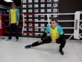 Работа на публику: Байсангуров с соперниками показали свое мастерство