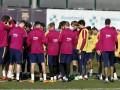 Барселона не включила в заявку на кубковый матч с Валенсией двух основных защитников
