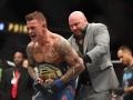 Президент UFC: Холлоуэй после боя с Порье попал в больницу