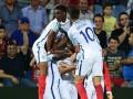 Сборная Англии - победитель Евро U-19
