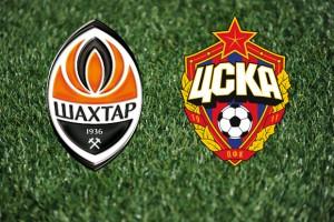 Шахтер – ЦСКА – онлайн трансляция матча Объединенного Суперкубка