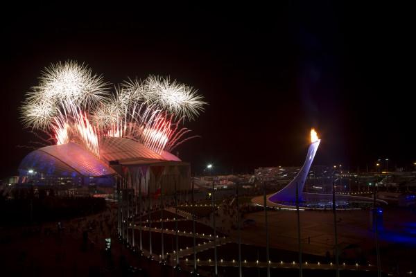 Олимпийские игры в Сочи завершились