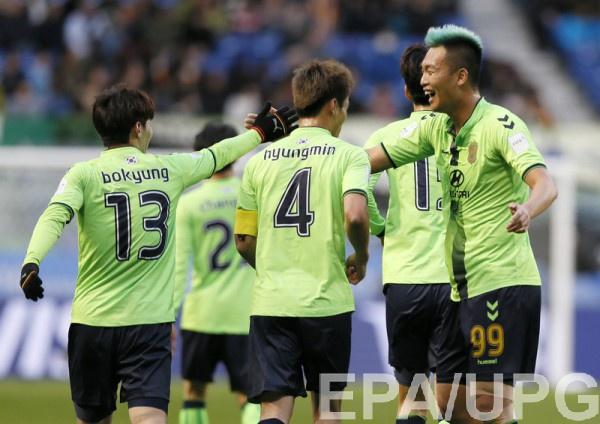 Японская Касима стала последним полуфиналистом клубного чемпионата мира