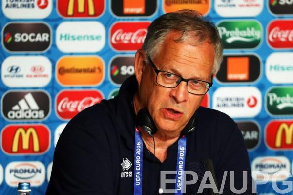 Лагербек рассказал об особенностях игры Исландии