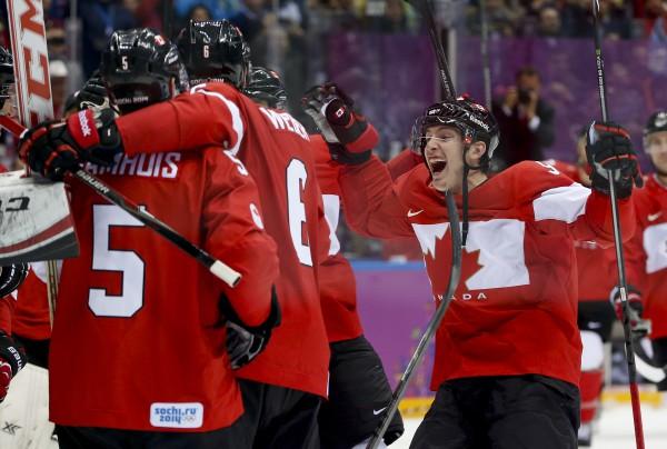 Канада выигрывает последнее золото Олимпиады