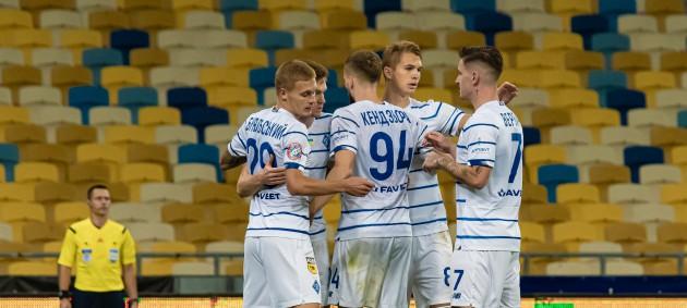 Динамо назвало заявку на матч против Гента