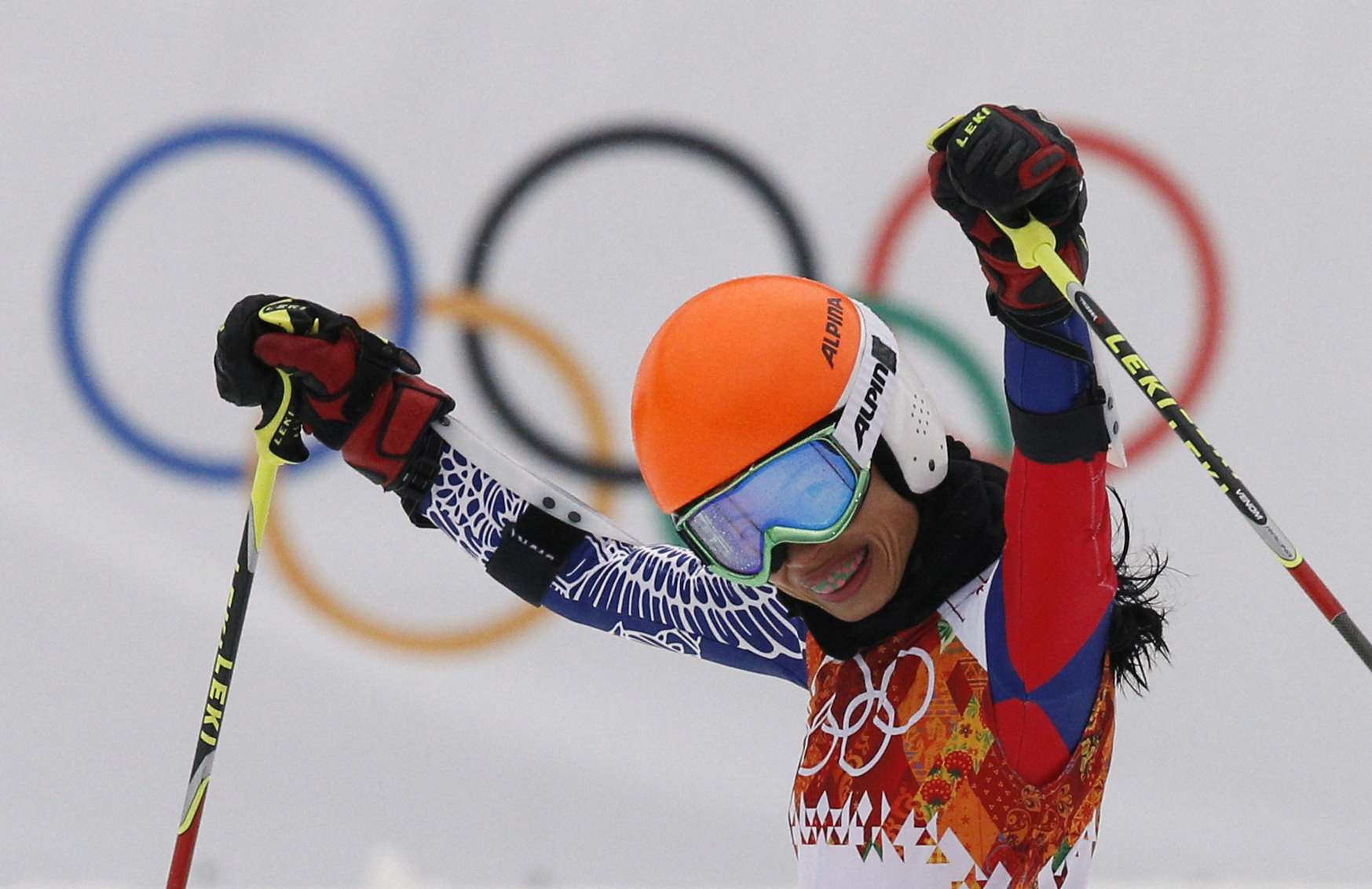 Ванесса Мэй сбирается на Олимпиаду-2018