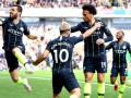 Манчестер Сити минимально обыграл Бернли благодаря голу Агуэро