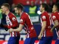 Атлетико в серии пенальти побеждает ПСВ и выходит в 1/4 финала Лиги чемпионов