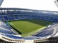 Стадион Черноморца пострадал от сильного ветра
