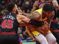 НБА: Детройт обыграл Индиану, Чикаго уступил Голден Стэйт