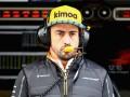 Алонсо прокомментировал аварию на старте Гран-при Бельгии