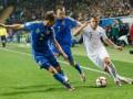 Украина минимально обыграла Финляндию