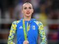Ризатдинова: Чувствовала, что Украина была со мной до последнего упражнения