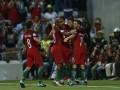Португалия - Фарерские острова 5:1 Видео голов и обзор матча