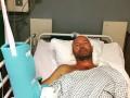 Легенда Ньюкасла показал последствия после операции