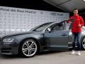 Королевские кареты: Футболисты Реала получили новенькие авто от спонсора