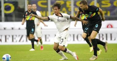 Интер - Болонья 6:1 Видео голов и обзор матча