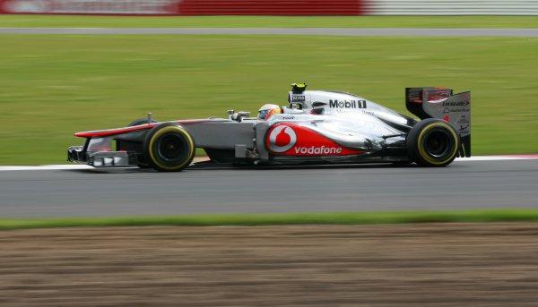 McLaren разочаровывает поклонников