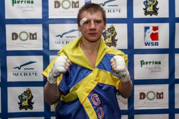 Голуб выиграл свой восьмой бой в США