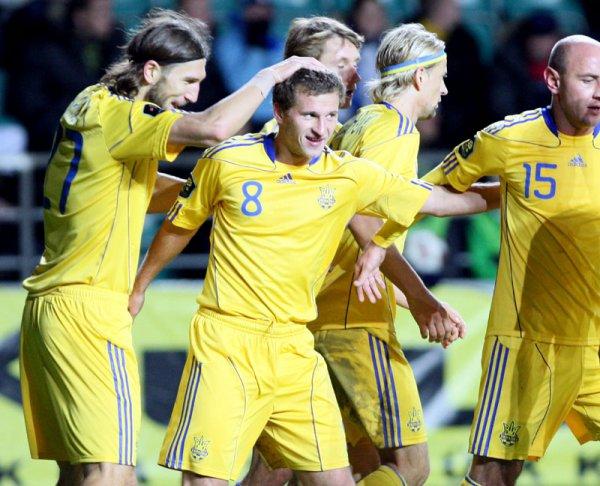 Украина знает, как обыгрывать Швецию