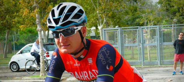 Украинец Марк Падун поднялся на 243 строчки в рейтинге Мирового тура UCI