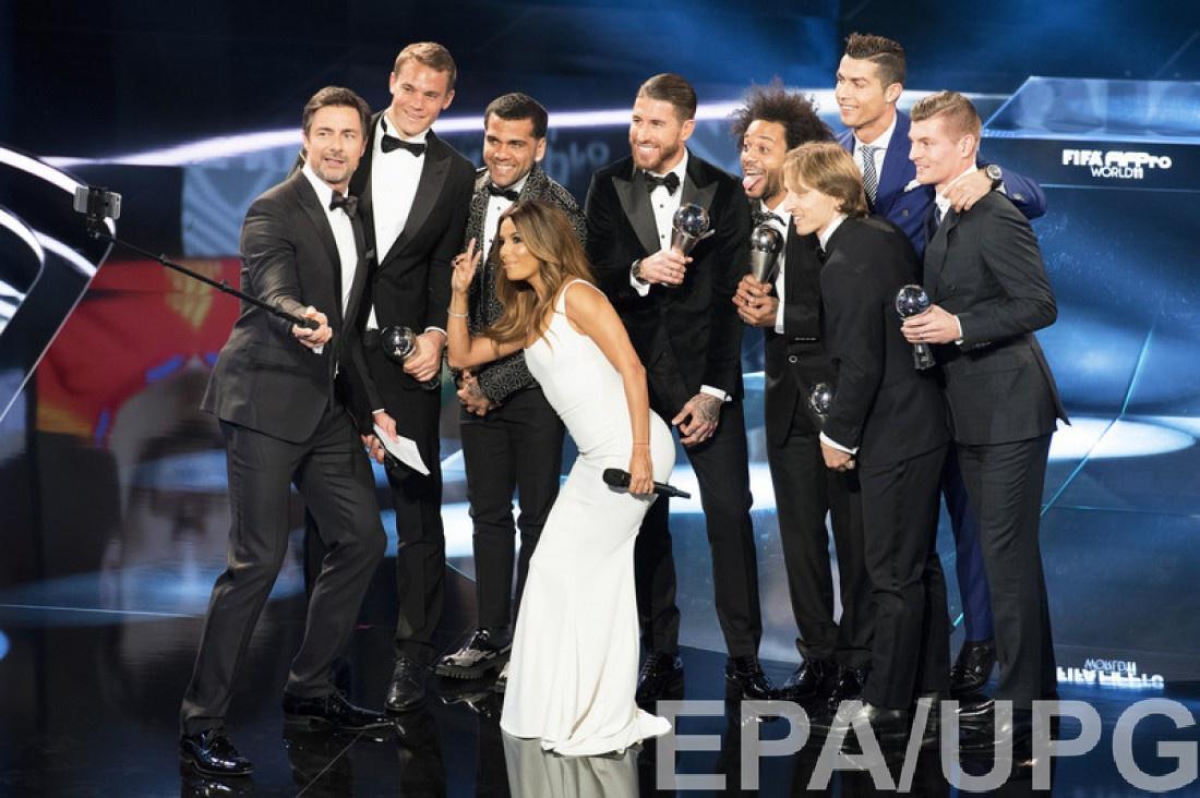 Команда года по версии ФИФА