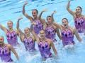 Украинские синхронистки завоевали золото чемпионата Европы