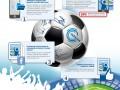 Конкурс: Выиграй Евро-мяч с автографами футболистов