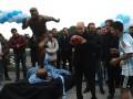 В Аргентине с помощью статуи хотят оставить Месси в сборной
