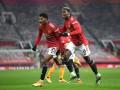 Манчестер Юнайтед вырвал победу над Вулверхэмптоном, поднявшись на второе место АПЛ