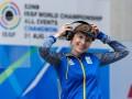 Украинцы завоевали золото на ЧЕ по стрельбе