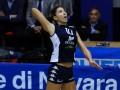 В Италии фанат ударил волейболистку за ошибку в матче
