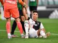Роналду прокомментировал ничейный результат в матче против Аталанты