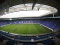 У Днепра возникли проблемы с газоном перед матчем еврокубков