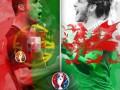 Португалия - Уэльс: Где смотреть матч полуфинала Евро-2016