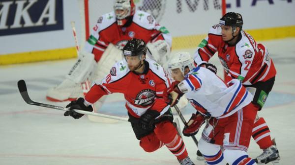 Донбасс побеждает второй раз подряд