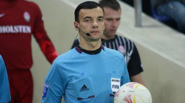 Бойко назначил спорный пенальти в Лиге Европы и удалил капитана Бордо