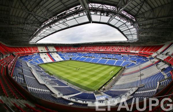 Стадион Лиона примет финал Лиги Европы - 2018