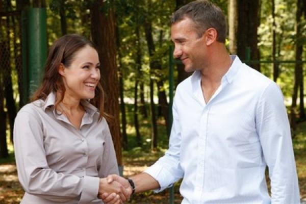 Шевченко и Королевская опять вместе